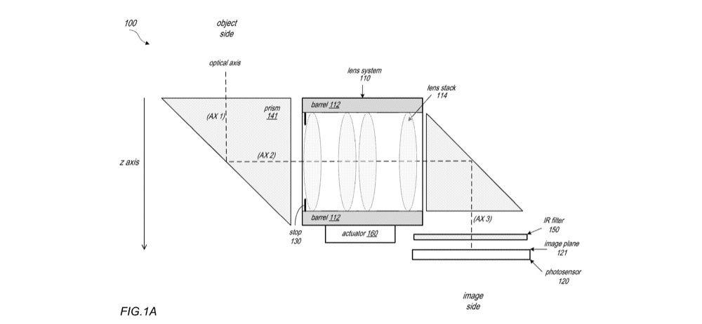 Lente Periscopio Apple iPhone 14