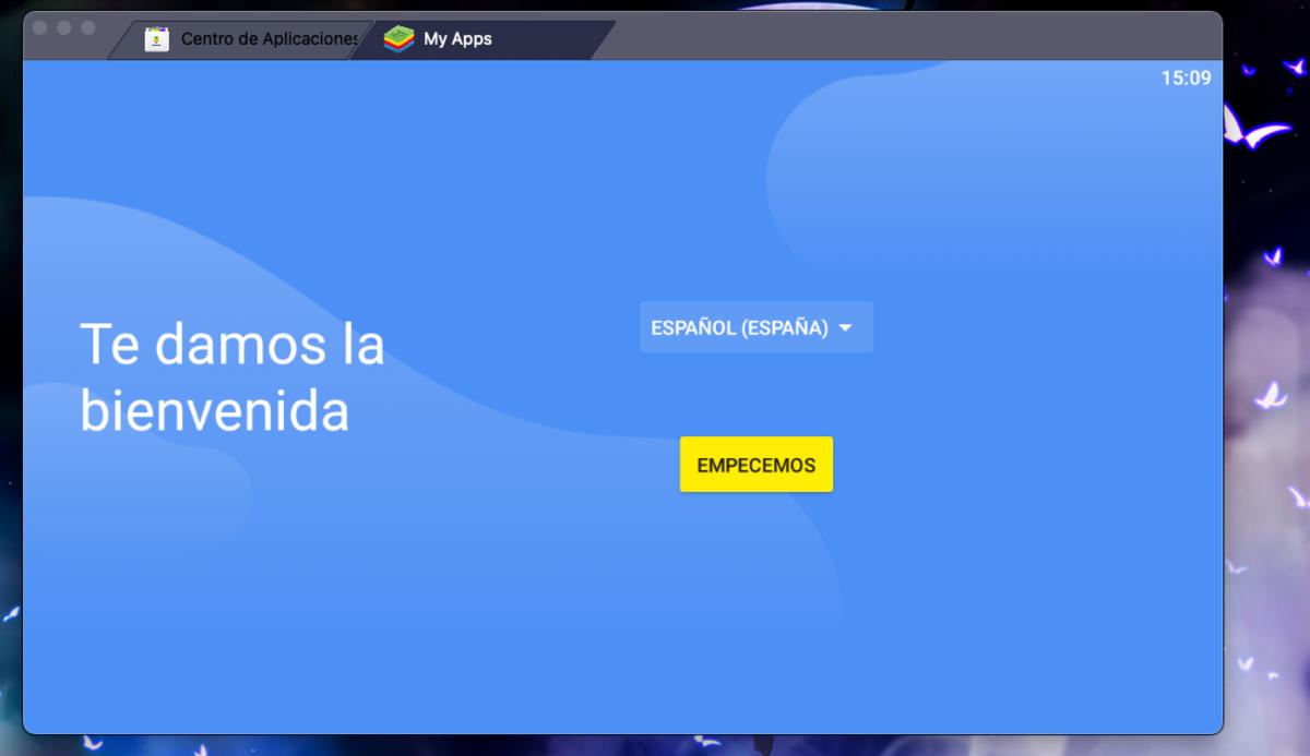 Emulador de Android para Mac