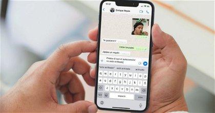 Cómo desactivar el autocorrector en el iPhone