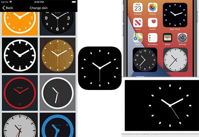 Desk Clock - Analog clock-app