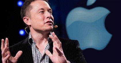 """Elon Musk manda dos """"recaditos"""" a Apple en su presentación de resultados"""