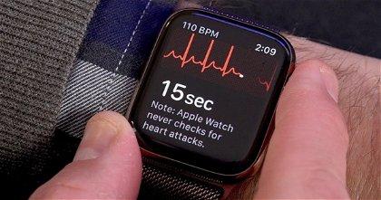 Estos son los países en los que ya funciona el electrocardiograma del Apple Watch (watchOS 7.6)