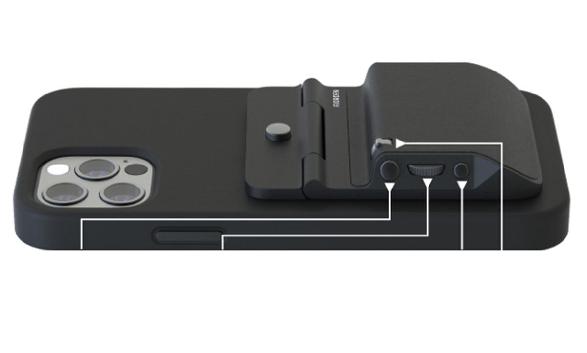 Funda DSLR para iPhone