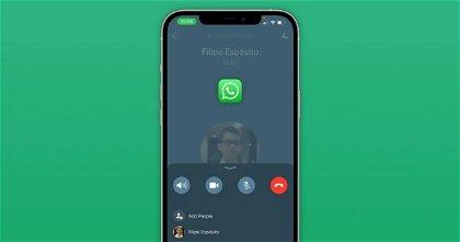 WhatsApp cambia por completo su interfaz de llamadas en el iPhone