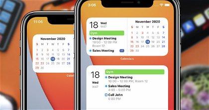 9 widgets de calendario para tu iPhone que son geniales