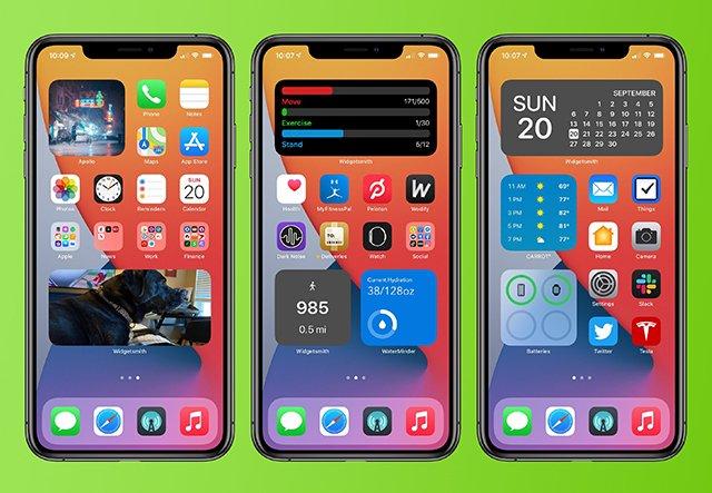 Widgetsmith-app