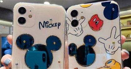 Si te encanta Disney, vas a querer estas fundas y correas para el iPhone, los AirPods y el Apple Watch