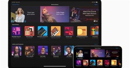 Garageband recibe a artistas como Lady Gaga, Dua Lipa, y grandes productores musicales