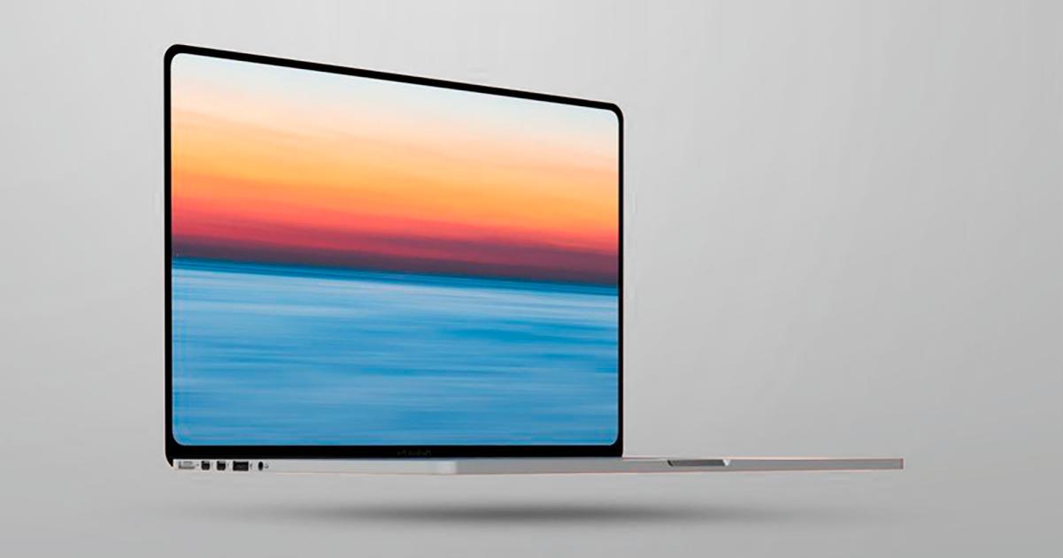 Concepto del MacBook Pro