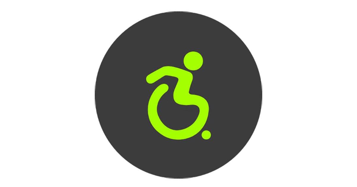 entrenamiento silla de ruedas apple watch