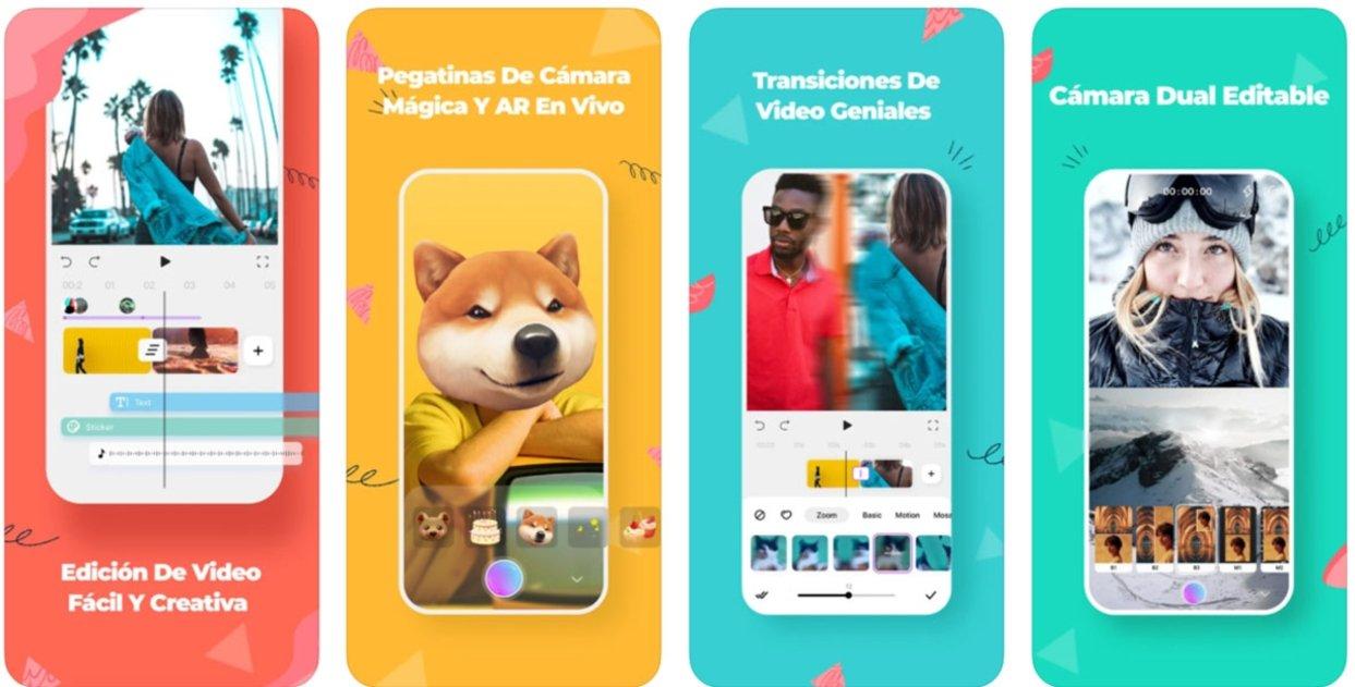 Filmora Go iOS