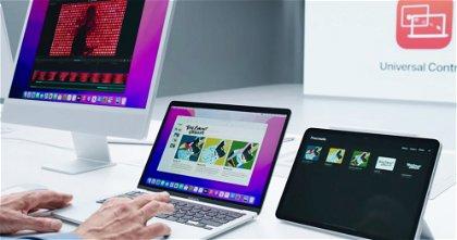 Universal Control de macOS Monterey: qué es, cómo funciona y qué permite hacer
