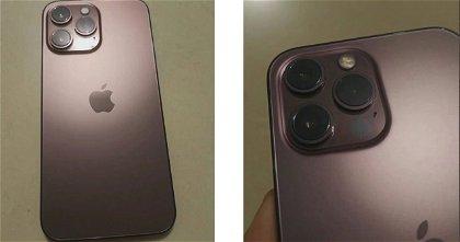 Aparece un supuesto iPhone 13 Pro en color morado brillante