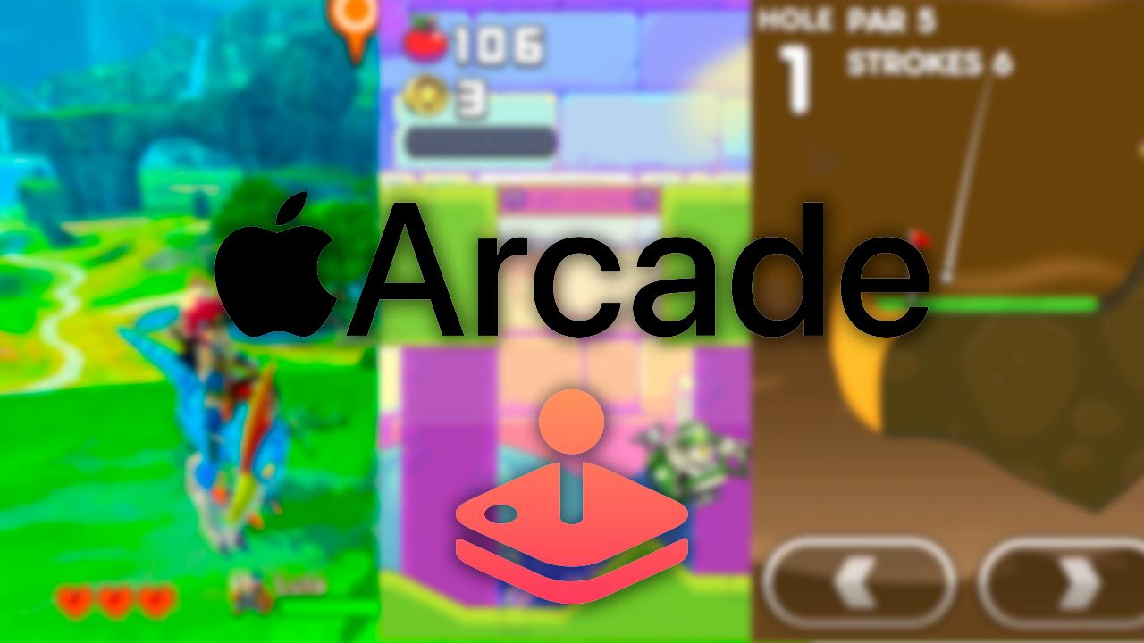Apple Arcade Agosto