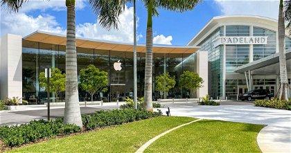 Esta nueva Apple Store de Miami es una de las más espectaculares del mundo