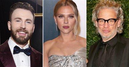 Chris Evans y Scarlett Johansson protagonizarán 'Ghosted', la nueva película de Apple TV+