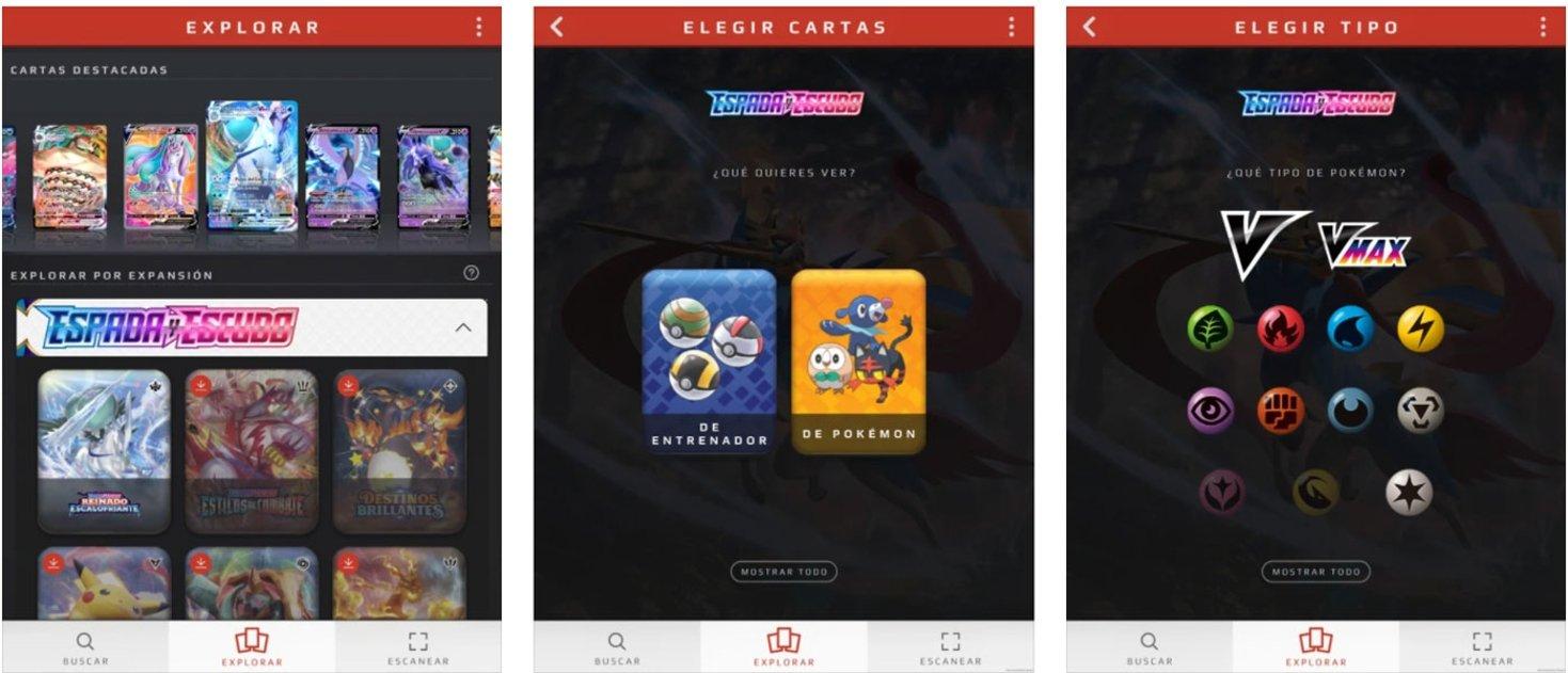 CartaDex de JCC Pokémon