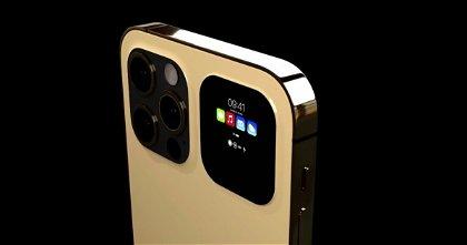 Este loquísimo concepto del iPhone 13 añade una segunda pantalla en la parte trasera del dispositivo