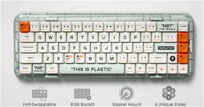 Vas a querer este impresionante y nuevo teclado mecánico para tu Mac