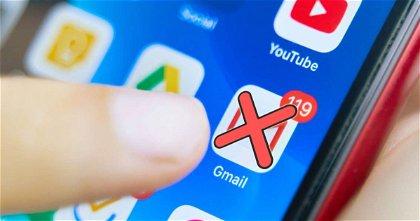Elimina Gmail de tu iPhone inmediatamente, es una pesadilla de privacidad