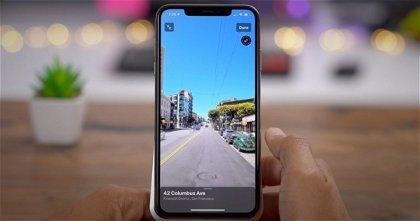 Si tienes iOS 15 en tu iPhone, puedes tener indicaciones con realidad aumentada en Apple Maps