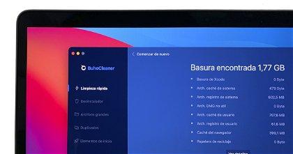 BuhoCleaner: una útil app para optimizar el rendimiento de macOS y limpiar tu Mac
