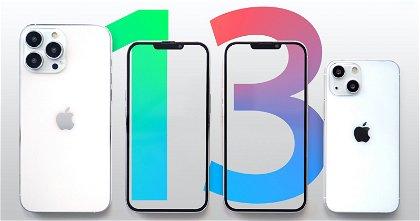 El iPhone 13 podrá realizar llamadas aunque no tengamos cobertura móvil