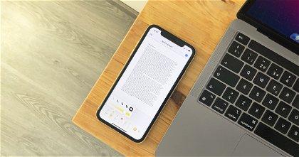 Cómo editar un PDF en iOS 15 usando la app de Archivos