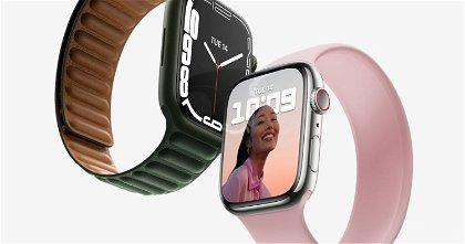 La pantalla más grande del Apple Watch Series 7 permite un teclado a pantalla completa