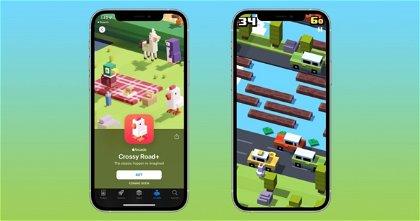Crossy Road es el nuevo clásico que veremos en Apple Arcade