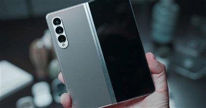 Un Samsung Galaxy Z Fold 3 explota y lo graban en vídeo