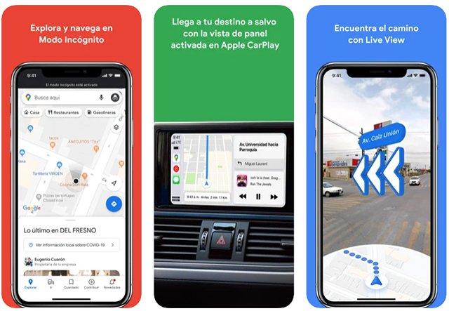 Google Maps-ios