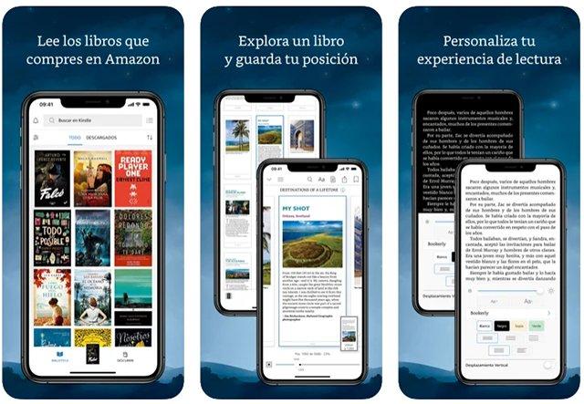 Kindle-ios