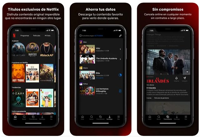 Netflix-ios