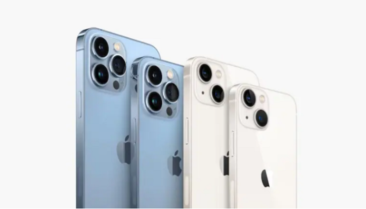 Serie iPhone 13