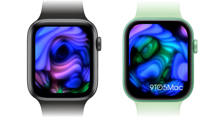 Tamaño Apple Watch Series 7