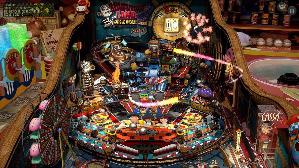 Zen Pinball Party en Apple Arcade