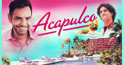 Apple TV+ comparte el trailer de Acapulco, comedia rodada en inglés y español