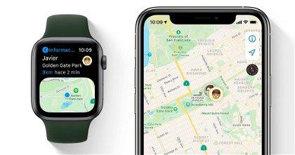 Cómo hacer que el iPhone te notifique al separarte del Apple Watch, AirTag u otro dispositivo Apple