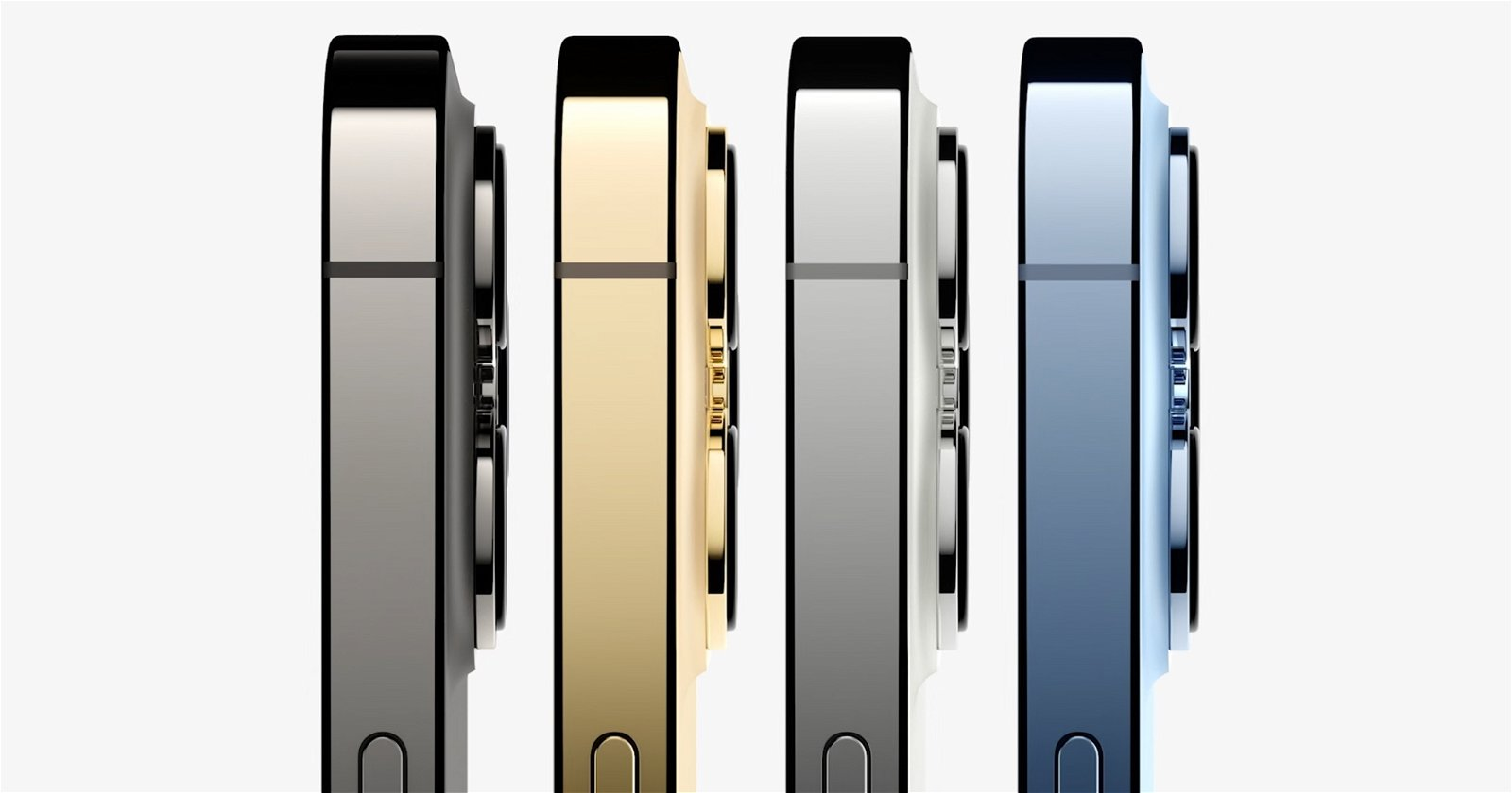 colores iPhone 13 Pro