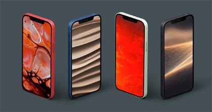 Descarga estos impresionantes fondos de texturas para tu iPhone