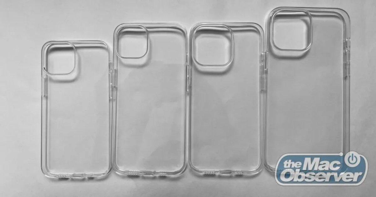 Fundas del iPhone 13 por Mac Observer