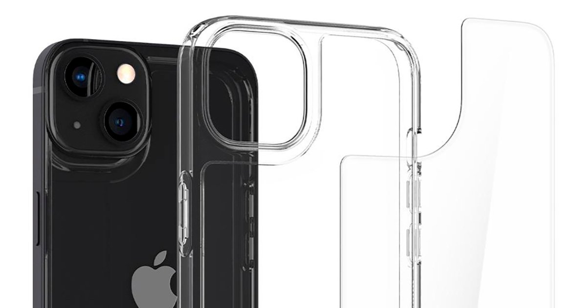 funda del iPhone 13