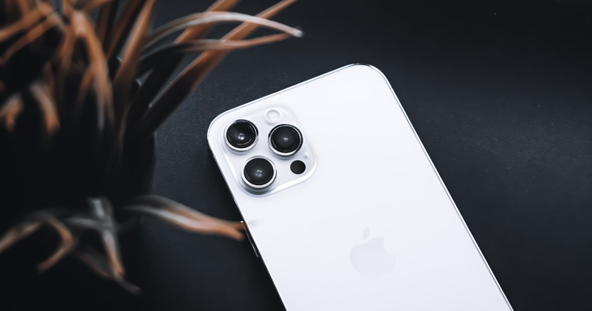 iPhone 12 Pro max blanco