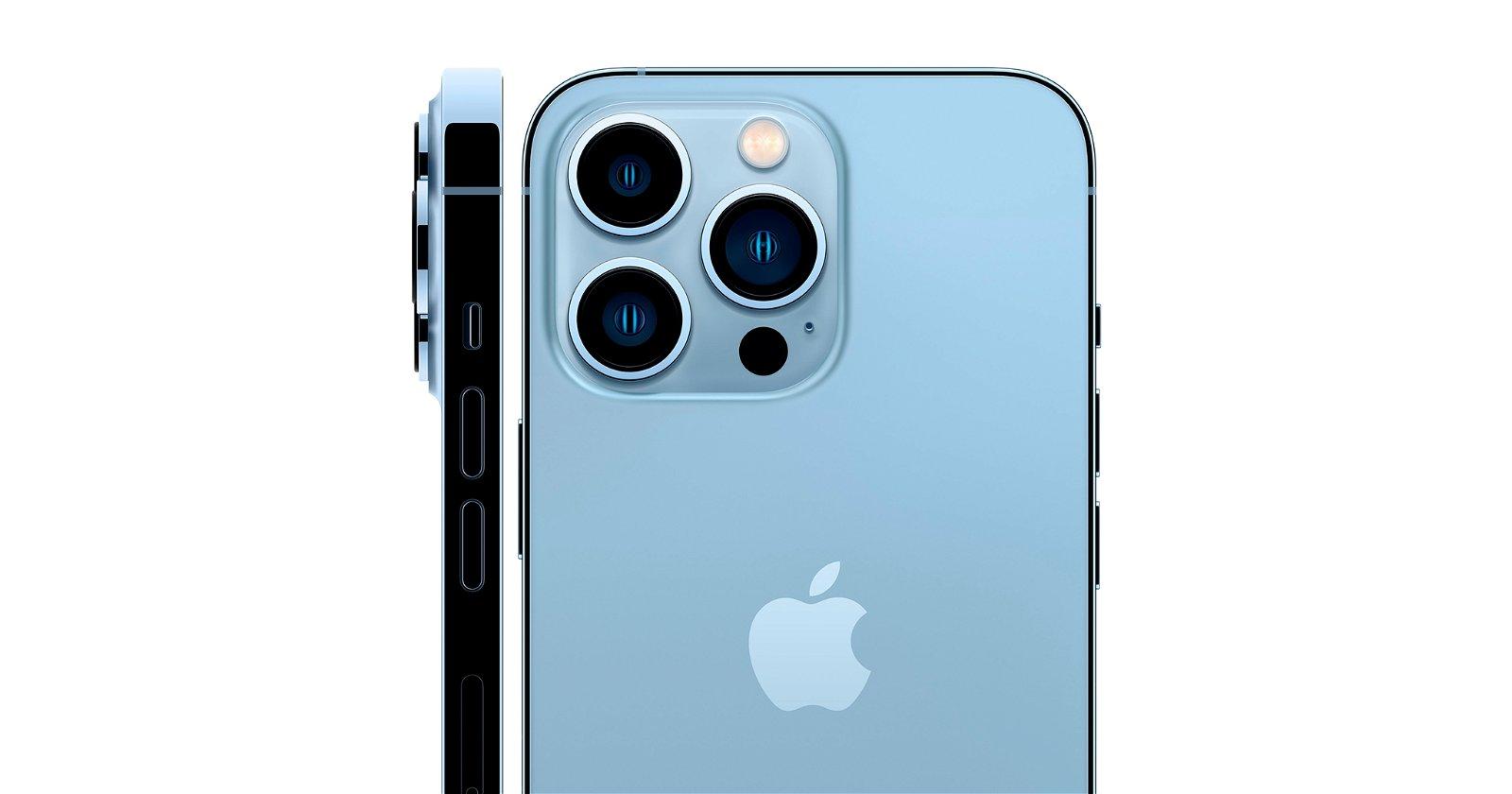 iPhone 13 Pro azul