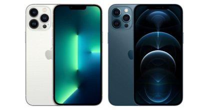 Comparativa: iPhone 13 Pro Max vs iPhone 12 Pro Max
