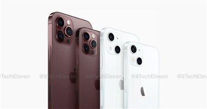 Adiós a los 64 GB, los iPhone 13 comenzarán en 128 GB
