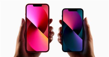 Cómo hacer una captura de pantalla en los iPhone 13 y iPhone 13 Pro