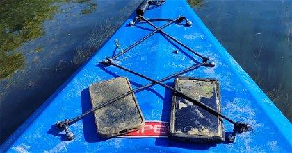 Encuentra un iPhone y un Android en un lago: solo el iPhone sobrevivió bajo el agua
