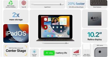 Apple lanza un nuevo iPad de 9ª generación con un diseño clásico y tradicional